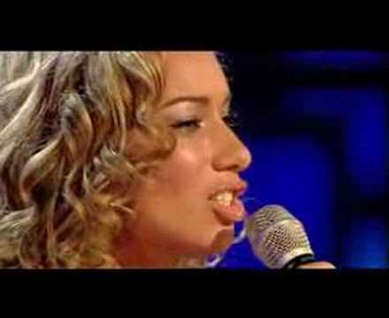 Leona Lewis - X Factor - Over The Rainbow