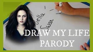 DRAW MY LIFE | BELLA SWAN (PARODY)