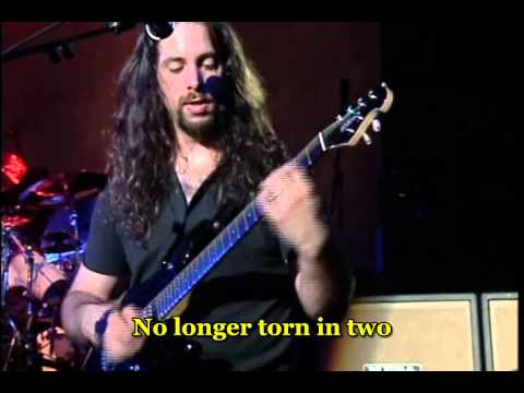 Dream Theater -  Finally free - with lyrics
