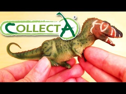 CollectA® Daspletosaurus (posed seated) Review