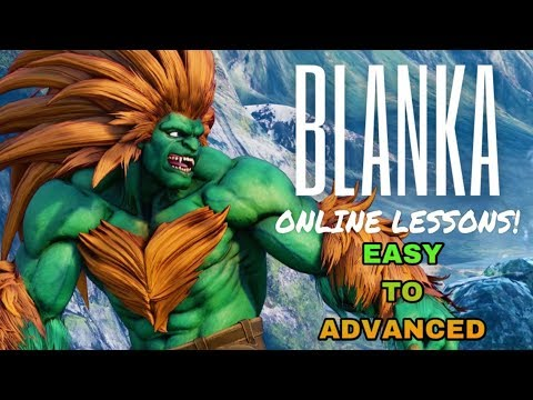 WOLFGANG ONLINE BLANKA LESSONS ARE LIVE!