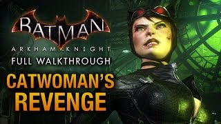 Batman: Arkham Knight - Catwoman