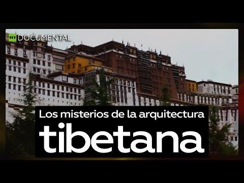 La arquitectura tibetana