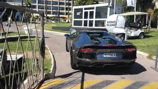 Lamborghini bruit moteur (Cannes) 😍🔝