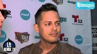 """Entrevista a Chris y Angel """"nunca ponen el dinero antes de la amistad"""" Descarga 2013"""
