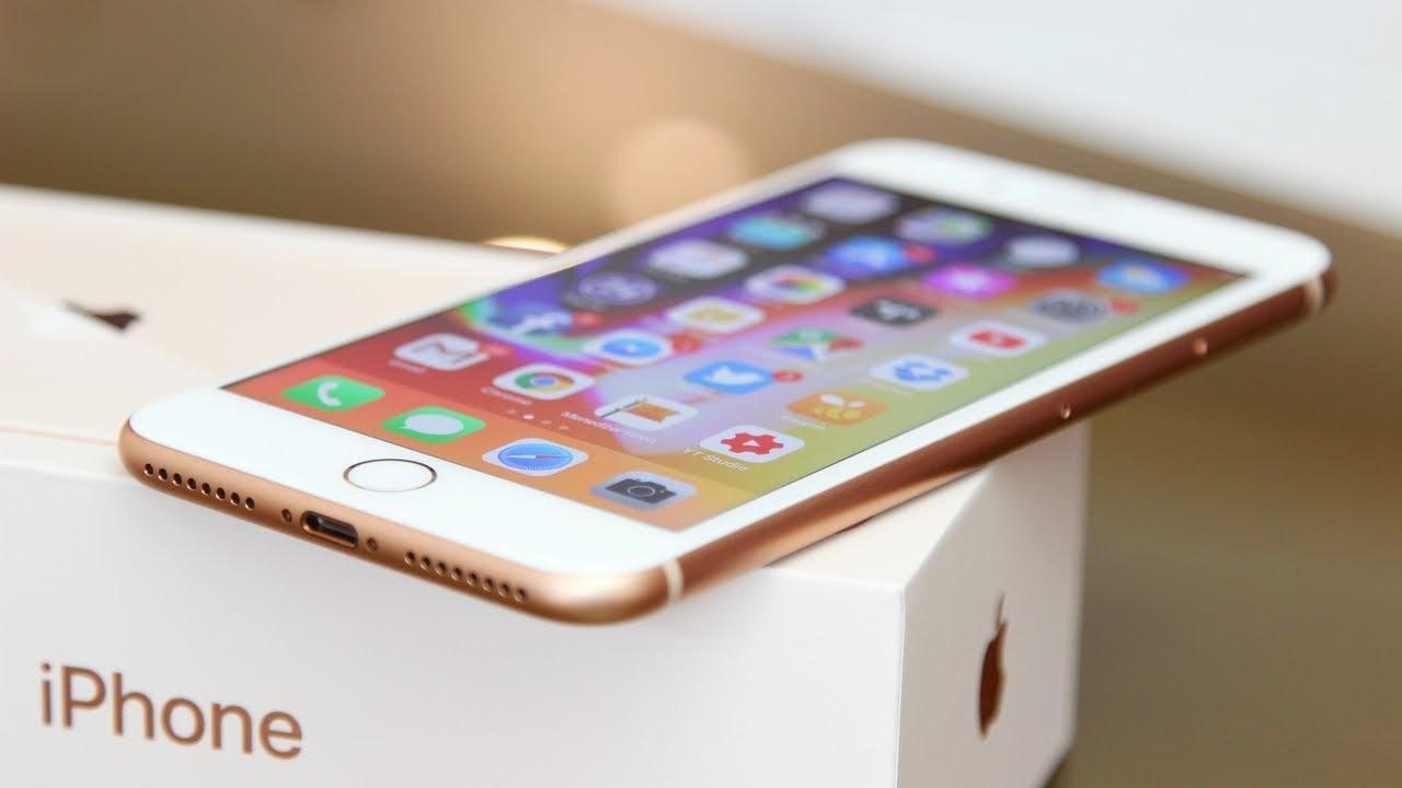 iPhone 8 Plus [+KONKURS!] – recenzja, Mobzilla odc. 400
