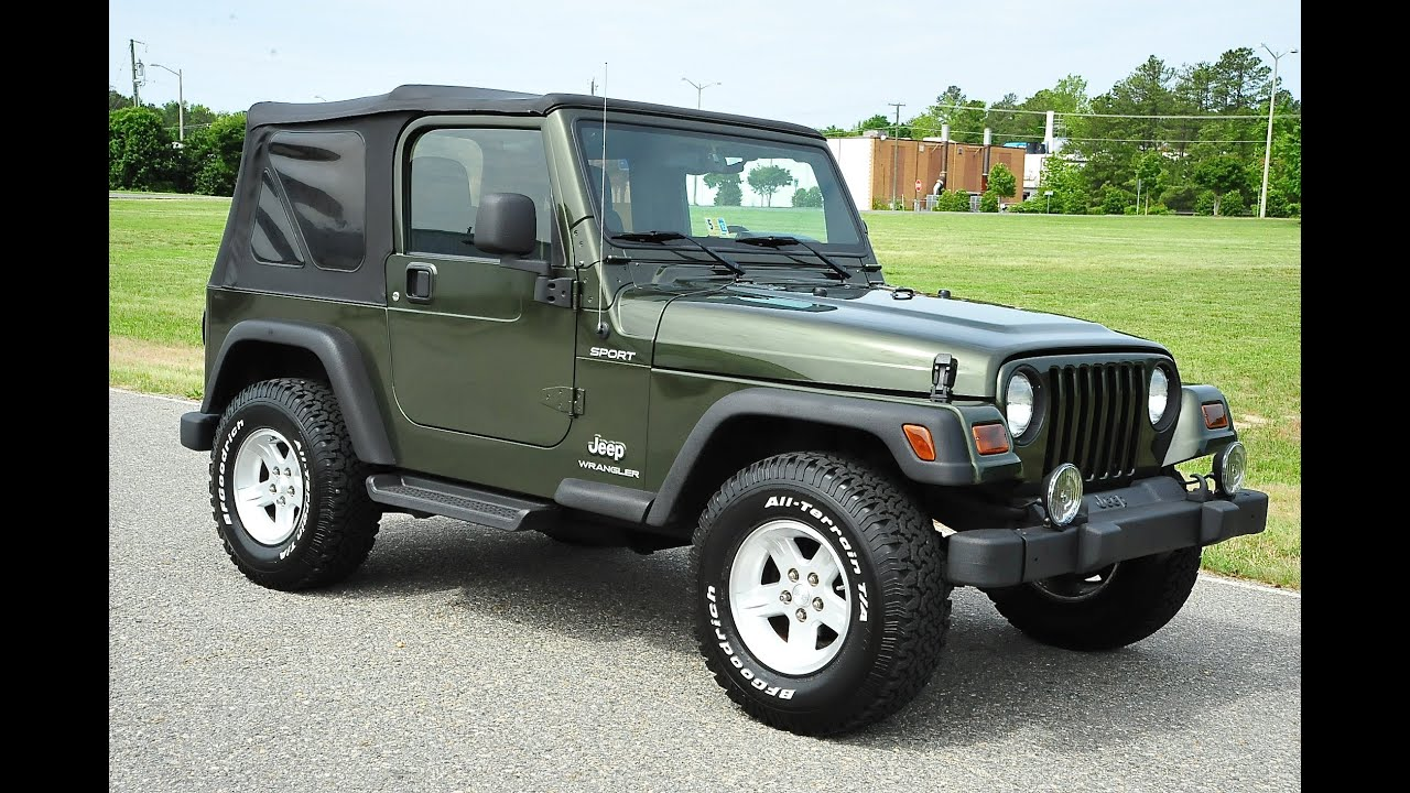 davis autosports 2006 jeep wrangler tj sport for sale 76k modified youtube. Black Bedroom Furniture Sets. Home Design Ideas