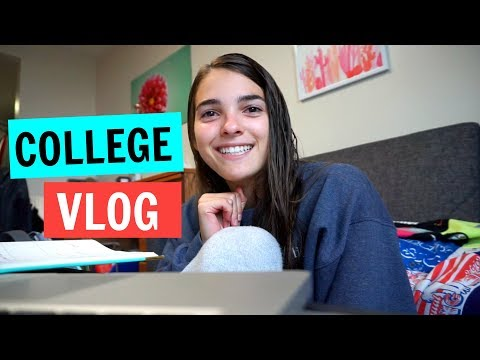 A Day in Our Life in College!