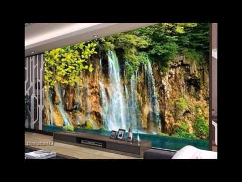Beautiful Nature Wallpapers for Living Room Decor- clips 3