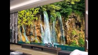 Beautiful Nature Wallpapers For Living Room Decor  Clips 3