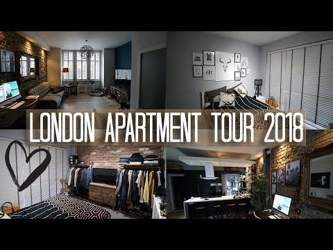 London Apartment Tour 2018 | Interior Design Copper & Industrial | Carl Thompson