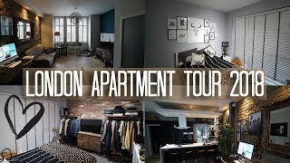 One of Carl Thompson's most viewed videos: London Apartment Tour 2018 | Interior Design Copper & Industrial | Carl Thompson