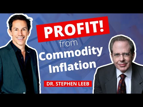 How to Profit From Commodity Inflation | Why Commodity Prices Will Increase with Dr. Stephen Leeb