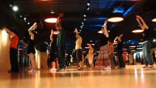 20100830-Bollywood dance(Babuji Zara Dheere Chalo)