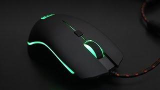 покупки на алиэкспресс: видео обзор великолепной игровой мышки Motospeed V40