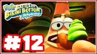 SpongeBob Squarepants: Battle for Bikini Bottom Rehydrated - Part 12 - Robot Patrick!