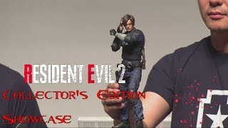 Resident Evil 2 Remake - Collection's Edition Showcase + Collectibles - Tokyo Game Show