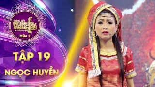 Đường đến danh ca vọng cổ 2|  tập 19: Trịnh Ngọc Huyền - Trọn bản tình ca thumbnail