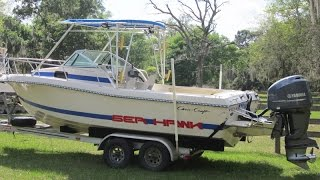 [UNAVAILABLE] Used 1987 Chris-Craft 216 Sea Hawk in Lithia, Florida