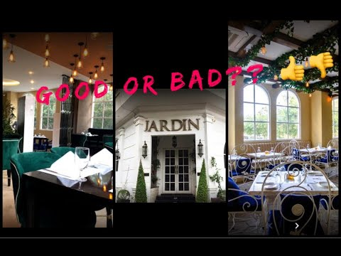 Jardin Karachi Review | Dine-out Karachi Post Covid | Restaurants in Karachi | Relaxing ambiance