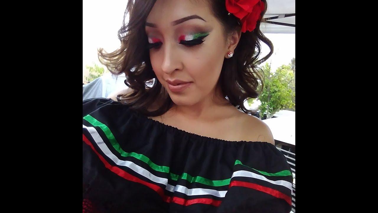 BIRTHDAY MEXICAN THEME MAKEUP + PICS OF MY PARTY / GRWM | MONAHXO26 - YouTube