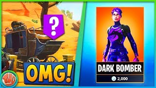 *NIEUW* DARK BOMBER IS IN DE SHOP!! | GRATIS BANNER WEEK 2!! - Fortnite: Battle Royale