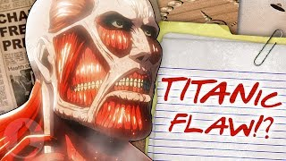 What Is The One Fatal Flaw Of The Titans?!  | Channel Frederator
