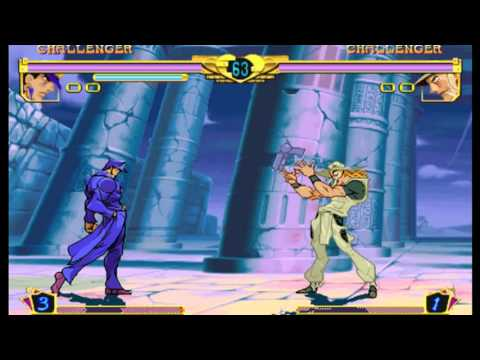 how to play jojo heritage for the future