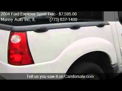 2004 Ford Explorer Sport Trac Xls 2wd For Sale In Chicago Youtube