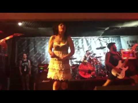 IWrestledABearOnce - Taste Like Kevin Bacon Live - Warped Tour 2012 Las Vegas