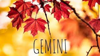 GEMINI NOVEMBER 2018 🍃🦃🍁 LOVE TAROT READING