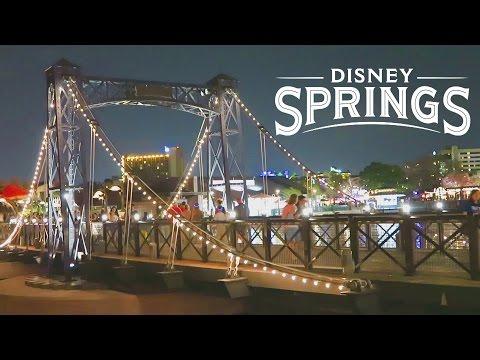Exploring New Places | Disney Springs Vlog 2016