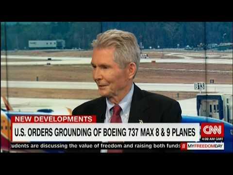 Alan Armstrong   CNN International 3 14 2019 1200AM 1
