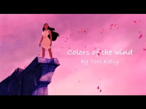 Lyrics to colors of the wind from pocahontas