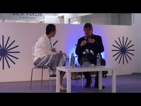 #SEAspotlight Talk: The Globalisation of Art Markets