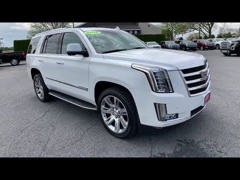2016 Cadillac Escalade Easton, Allentown, Bethlehem, Hellertown, PA, Phillipsburg, NJ 7556