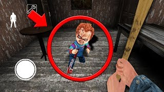 We found CHUCKY in GRANNY MULTIPLAYER... (Granny Horror Game MULTIPLAYER)