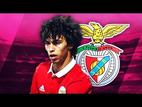 JOÃO FELIX - Genius Skills, Passes, Goals & Assists - 2018 (HD)