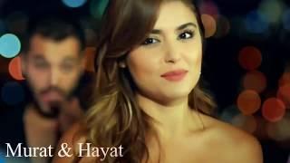 tum mere ho iss pal mere ho kal shayad yeh aalam na rahe  new || hayat and murat love song