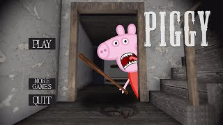 WHAT IF GRANNY WAS PEPPA PIG? | Roblox Piggy (Horror Game)