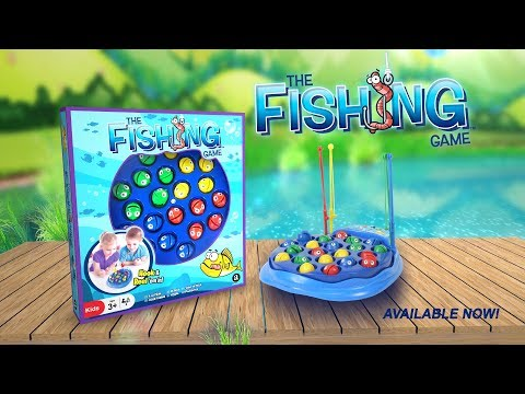 The Fishing Game (GPF1801) - Introduction  (26 Seconds, English)