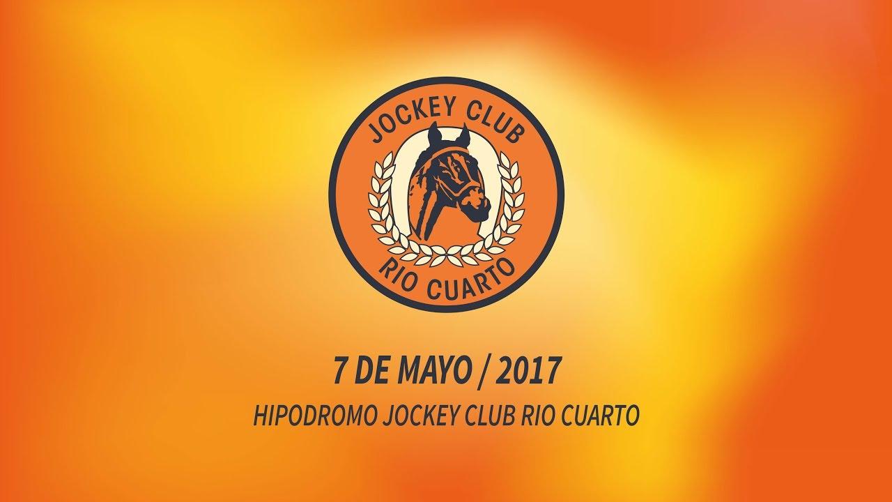 Carrera 15 7 De Mayo Hipodromo Jockey Club Rio Cuarto