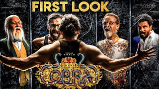 COBRA Official First Look | Chiyaan Vikram | AR Rahman | Ajay Gnanamuthu - 28-02-2020 Tamil Cinema News
