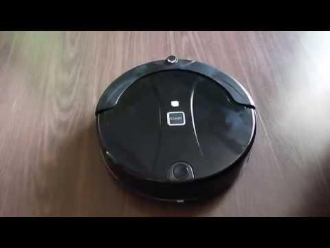 Робот-пылесос XRobot XR-210B — уровень шума и парковка.