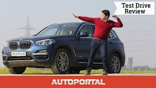 BMW X3 - Test Drive Review – Autoportal