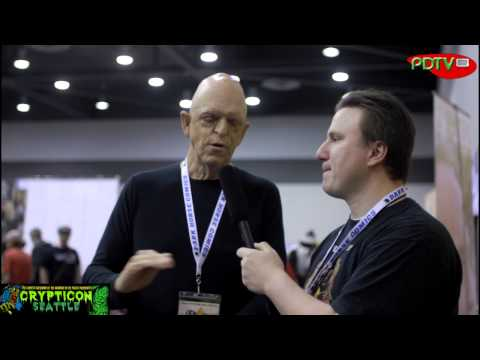 with Michael Berryman 2014