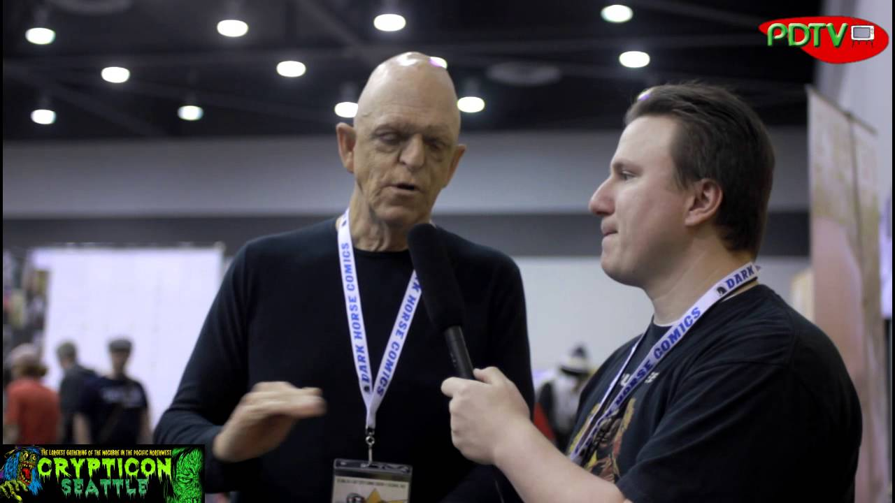 Interview with Michael Berryman 2014 - YouTube