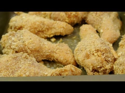 Cracker Fried Chicken (No Talk No BGM 61)