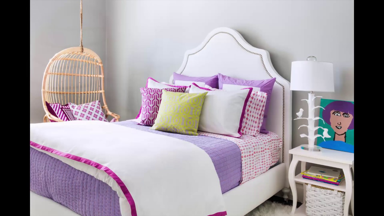 8 year old girl room ideas youtube for Older girls bedroom designs