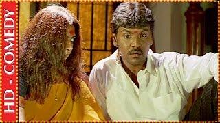 Haunted by Chandramukhi spirit | Muni Comedy Scene
